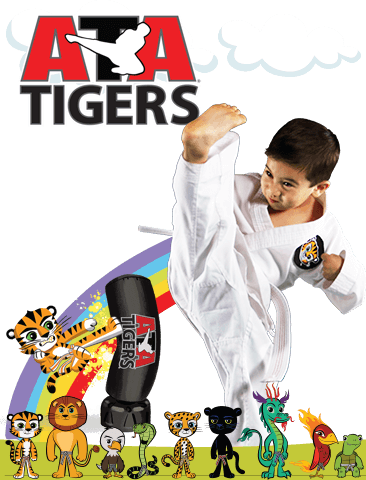 Pride Martial Arts Tigers