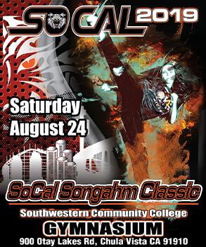 SoCal Songahm Classic 2019